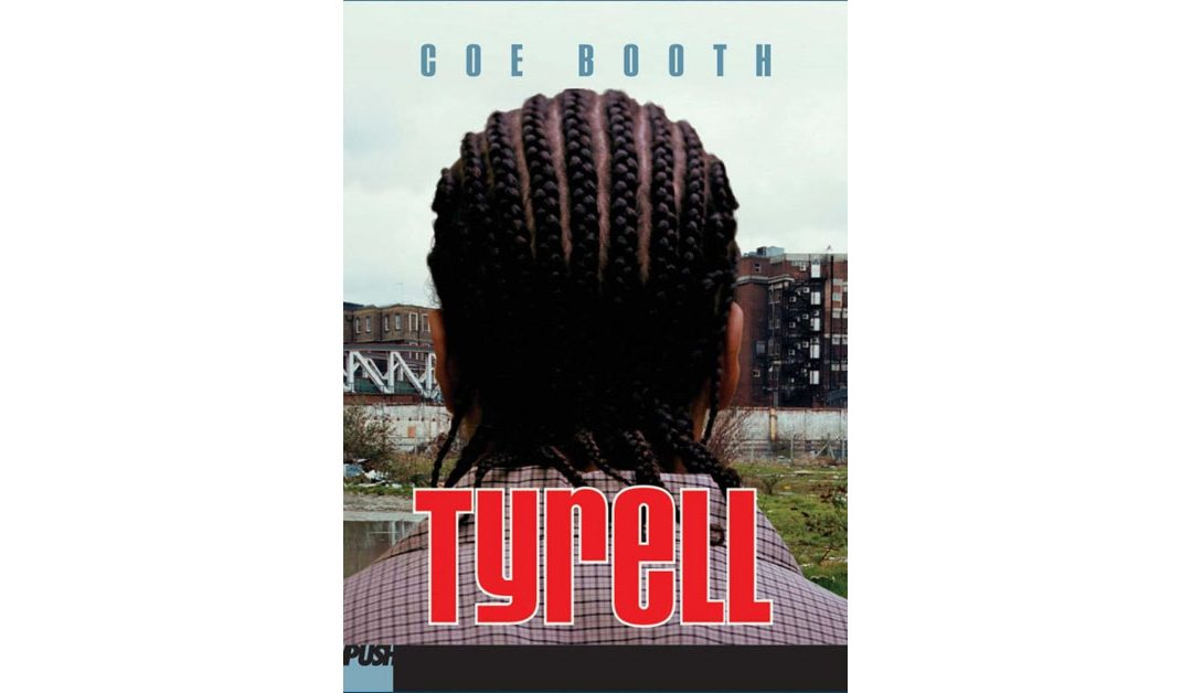 Reading Tyrell by Coe Booth with Second Chance Students