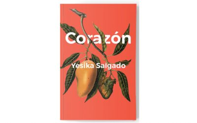 Reading Yesika Salgado's Corazon at Sinclair